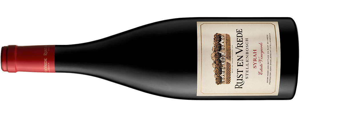 Rust en Vrede Syrah Estate Vineyards 2013