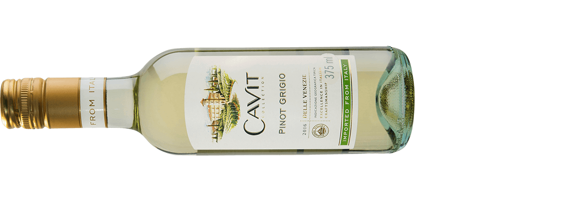 Collection Pinot Grigio 2016  - meia gfa