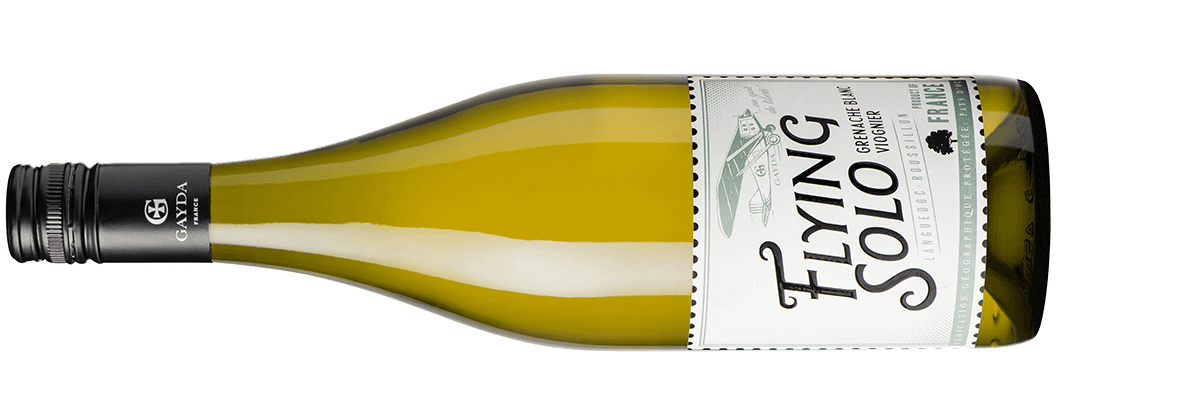 Flying Solo Grenache Viognier 2015