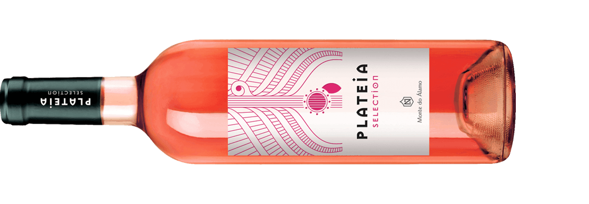 Plateia Selection Rosado 2018