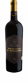 Masseria Trajone Primitivo di Manduria DOP 2017... - Masseria Trajone