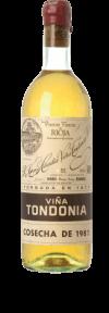 Viña Tondonia Gran Reserva Blanco 1996  - Viña Tondonia