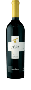 Alfa Crux Red Blend 2010  - O. Fournier