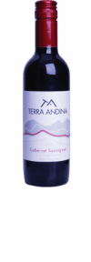 Terra Andina Cabernet Sauvignon 2017 - meia gfa - Terra Andina