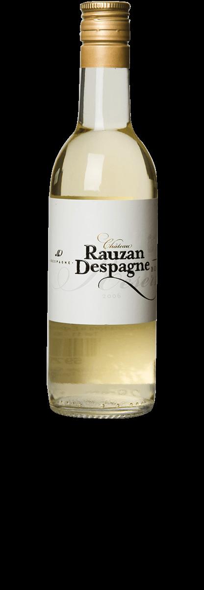 Château Rauzan-Despagne Réserve blanc 2014  - 187 ml