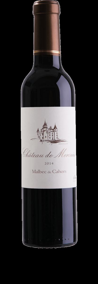 Château de Mercuès Cahors Malbec 2014  - 375ml