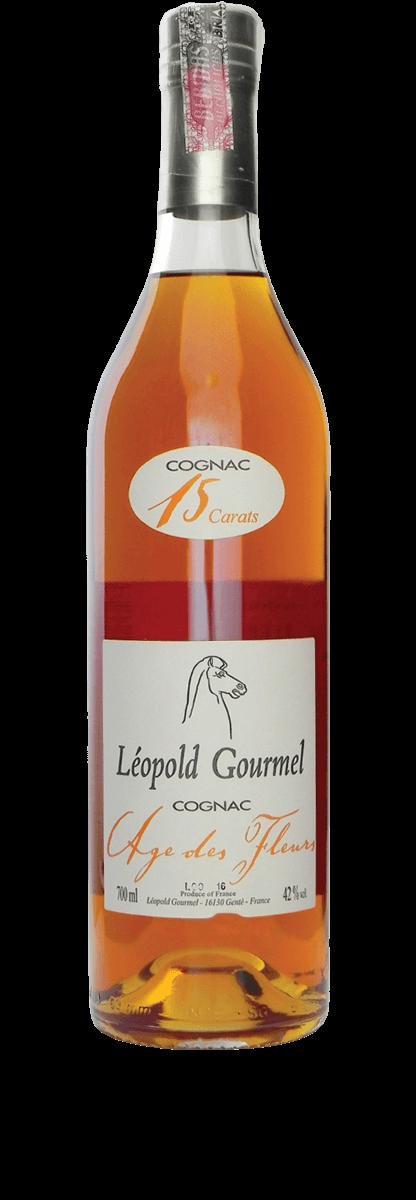 Cognac Extra Age des Fleurs - 700 ml