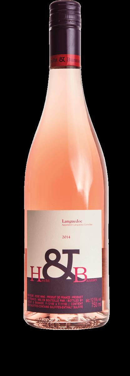 Languedoc AOC Rosé 2014