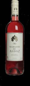 Marqués de Aldaz Rosado 2018  - Vega del Castillo