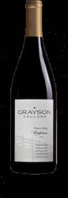 Grayson Pinot Noir 2017  - Grayson Cellars