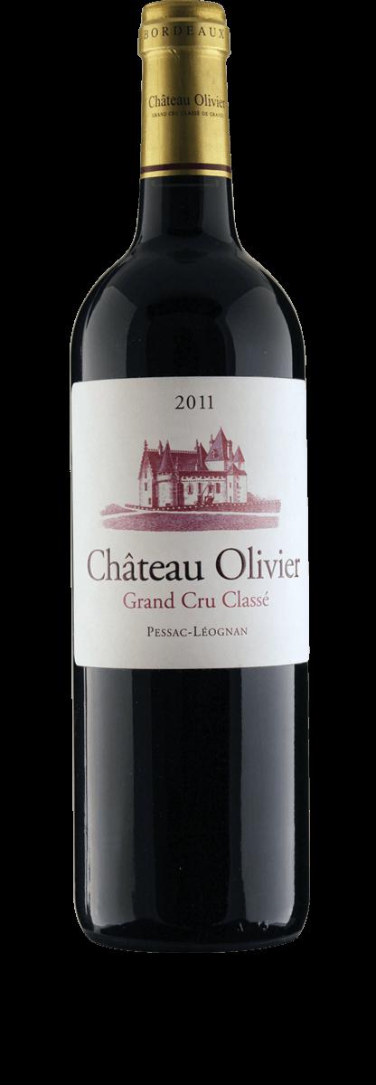 Château Olivier 2011