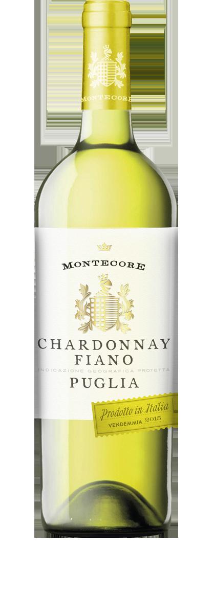 Montecore Chardonnay/Fiano di Puglia IGP 2017