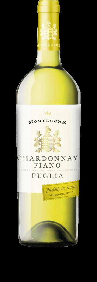 Montecore Chardonnay/Fiano di Puglia IGP 2018