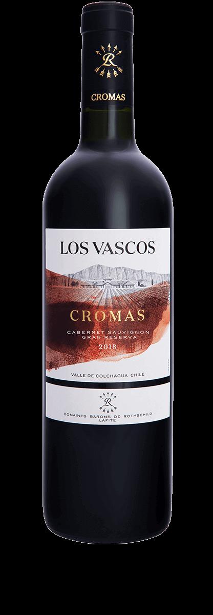 Los Vascos Cromas Gran Reserva Cabernet Sauvignon 2018